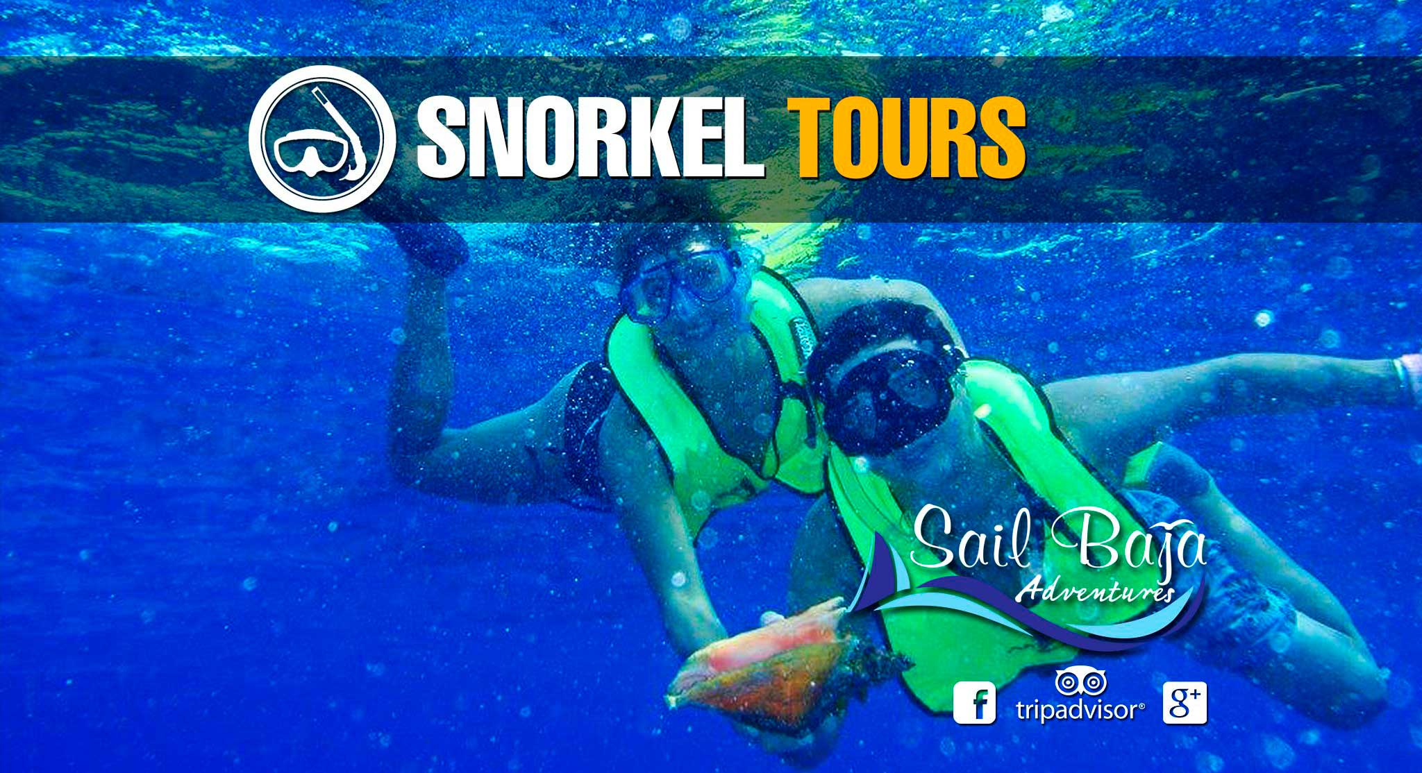 Snorkeling Tours in Cabo San Lucas, Los Cabos, Mexico